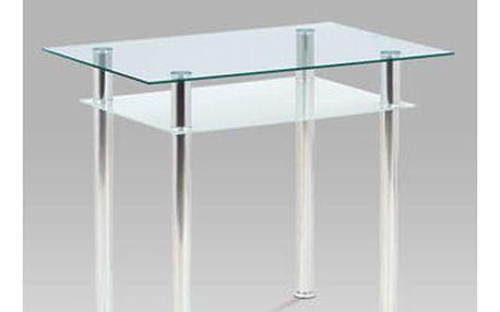 Jídelní stůl 90 x 60 cm GDT-111 CLR Autronic