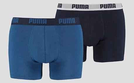Puma Basic Boxer 2P true blue XL true blue