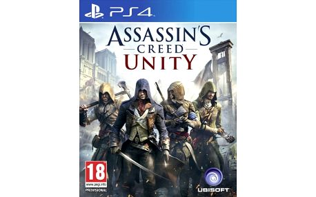 Hra Ubisoft Assassin's Creed: Unity (USP4002600)