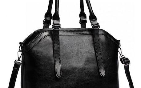 Dámská černá kabelka Samantha 6707