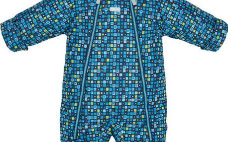 G-MINI Bano Overal kojenecký, potisk, vel. 86 – modrá