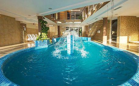 Kehida Family Resort****, Wellness hotel přímo u termálů - děti do 14 let zdarma