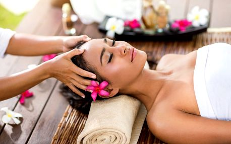 Balíček pro ženy: relaxace s thajskou masáží