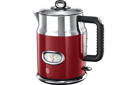 Varná konvice Russell Hobbs 21670-70/RH Retro Red Kettle