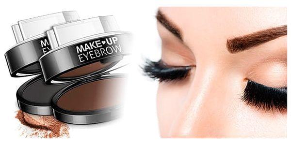 Make-up razítko na obočí - se zrcátkem