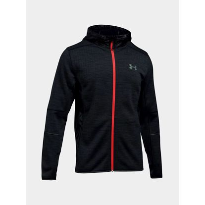 Mikina Under Armour Swacket Novelty Full Zip Černá