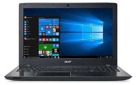 Notebook Acer E15 (E5-553G-T0AN) (NX.GEQEC.003) černý + DOPRAVA ZDARMA