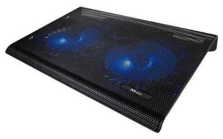 """Chladící podložka pro notebooky Trust Azul pro 17,3"""" (20104)"""