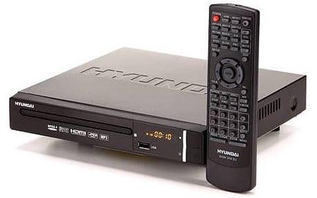 DVD přehrávač Hyundai DV-2-H 378 DU černý