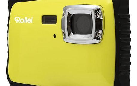 Digitální fotoaparát Rollei Sportsline 65 černý/žlutý