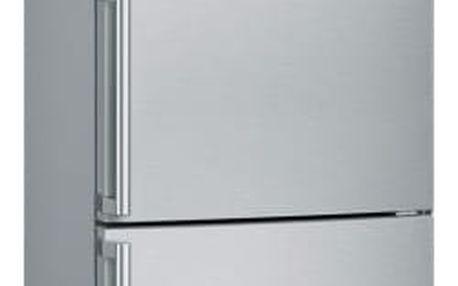 Kombinace chladničky s mrazničkou Siemens KG36NAI45 nerez + DOPRAVA ZDARMA