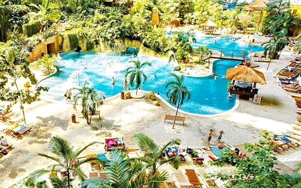 Aquapark Tropical Islands u Berlína - výlet pro 1 osobu