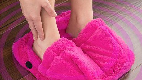 Fluffy Massager Masážní Přístroj na Chodidla