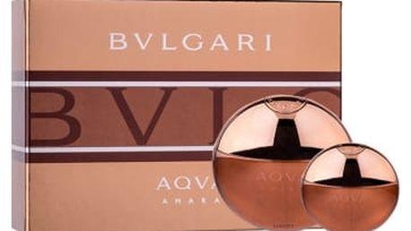 Bvlgari Aqva Amara dárková kazeta pro muže toaletní voda 100 ml + toaletní voda 15 ml