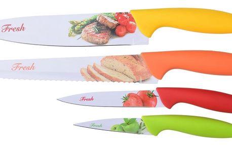 VCAS Nůž kuchyňský 4 ks