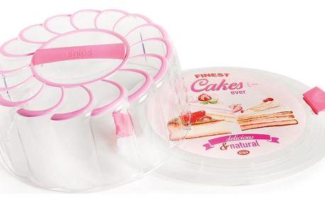 Box na dort Snips Cake Pink
