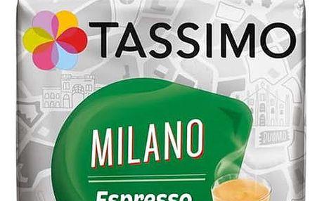Kapsle pro espressa Tassimo Milano Espresso