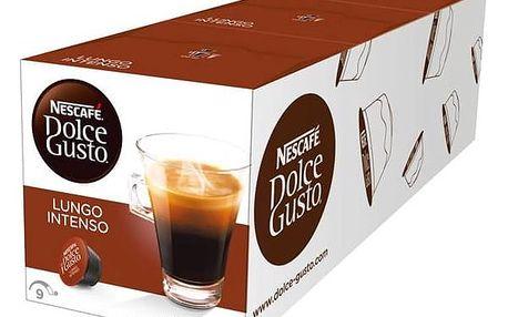 Kapsle pro espressa Nescafé Dolce Gusto Lungo Intenso 3 balení