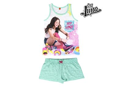 Letní Dívčí Pyžamo Soy Luna