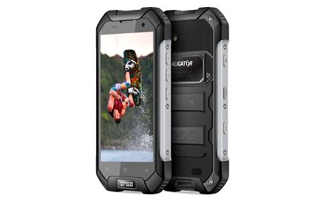 Mobilní telefon Aligator RX550 eXtremo Dual SIM (ARX550BB) černý + DOPRAVA ZDARMA