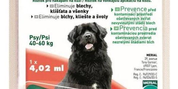 Pipeta Frontline Combo Spot - on Dog XL 1 x 4,02 ml (pes 40 - 60kg)