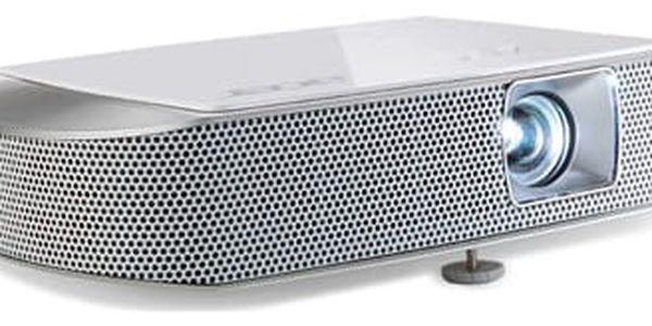 Projektor Acer K137i (MR.JKX11.001) stříbrný + DOPRAVA ZDARMA
