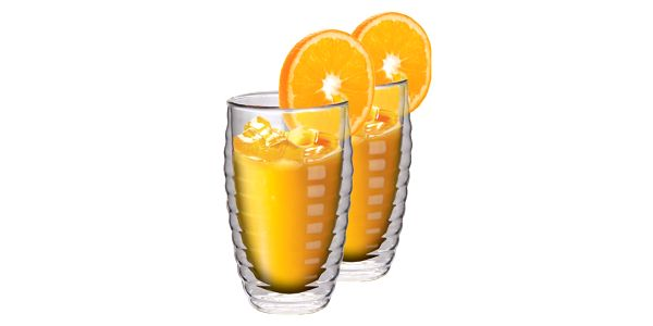 Maxxo termo sklenička Ice Tea 2ks 0,32l