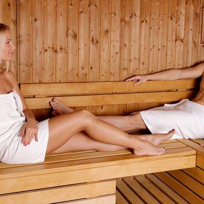Žhavá romantika: privátní finská sauna pro dva