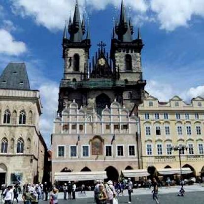 Příjemný pobyt v Praze ve 3* hotelu s 20 letou tradicí