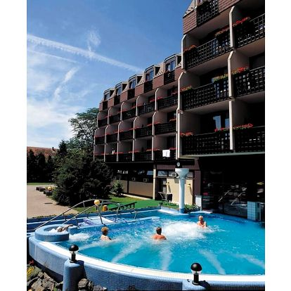 Sárvár luxusně ve 4* hotelu Danubius s polopenzí, wellness a termálním bazénem, AKCE 4 za 3 dny