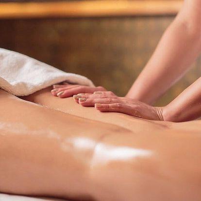Hodinová manuální lymfatická masáž nohou