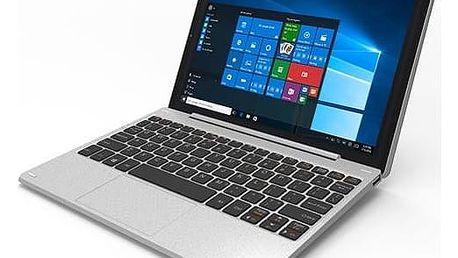 Dotykový tablet Umax VisionBook 10Wi Pro (UMM200V1C) stříbrný + Doprava zdarma