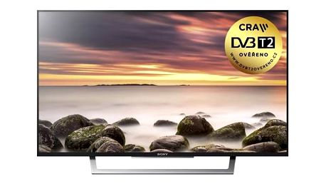 Televize Sony KDL32WD759BAEP černá + Doprava zdarma