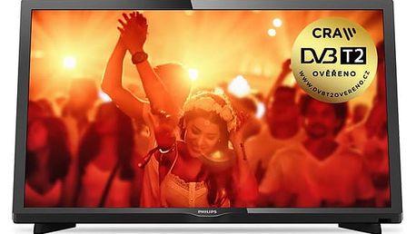 Televize Philips 22PFS4031/12 černá + DOPRAVA ZDARMA