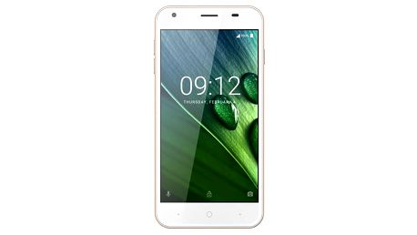 Mobilní telefon Acer Z6 LTE (HM.HWAEE.001) zlatý Software F-Secure SAFE, 3 zařízení / 6 měsíců v hodnotě 979 Kč
