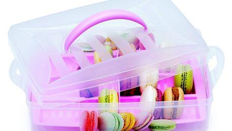 Přenosný box na makronky Snips Macaron Holder