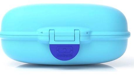Modrý obědový box Monbento Gram,600ml