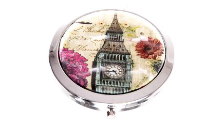 Kapesní kosmetické zrcátko London Big Ben