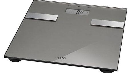 Osobní váha AEG PW 5644 titan titanium + navíc sleva 10 % + Navíc sleva 10 %