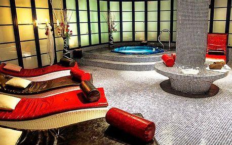 3denní dámská wellness jízda pro 2 s plnou penzí v hotelu Morris**** v České Lípě