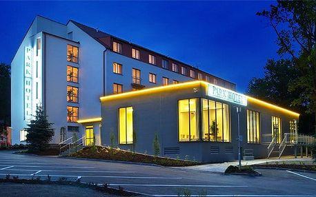 2–3denní wellness pobyt pro 2 osoby v Parkhotelu Hluboká**** v jižních Čechách