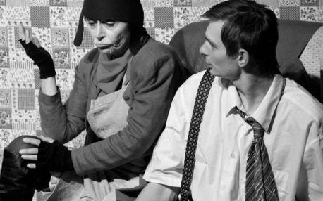 Vstupenky na divadelní představení Upír ve sklepě