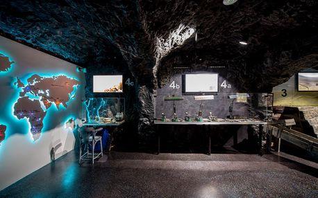 Vstup do Muzea diamantů pro 1 osobu + možnost výhry