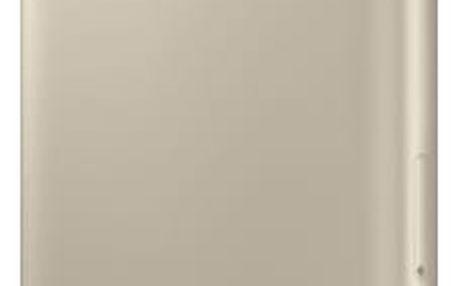 Kryt na mobil Samsung Jelly Cover pro J5 2017 (EF-AJ530T) (EF-AJ530TFEGWW) zlatý