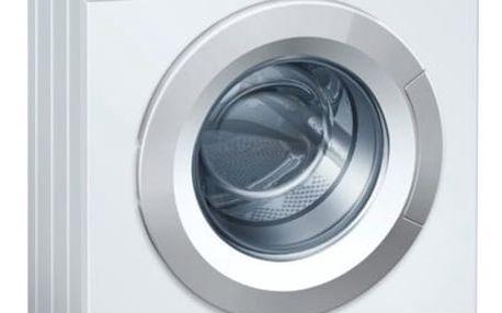 Automatická pračka Siemens WS12G160BY bílá + DOPRAVA ZDARMA