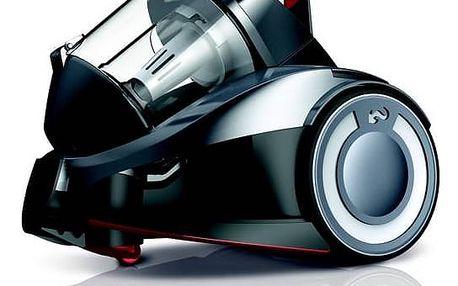Vysavač podlahový Dirt Devil Rebel 24HF šedý Turbohubice Dirt Devil M219 MINI (zdarma) + navíc sleva 10 % + Navíc sleva 10 % + Doprava zdarma
