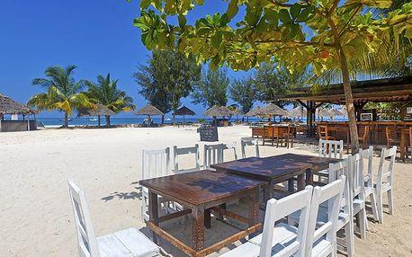 Tanzánie, Zanzibar, letecky na 12 dní snídaně