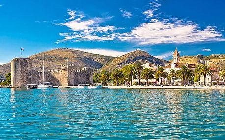 Apartments Medena***, Dovolená v kouzelné Dalmácii kousek od Trogiru a Splitu