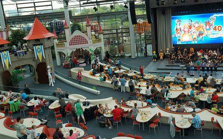 Výlet do Zábavního Playmobil Parku v Německu včetně vstupenky
