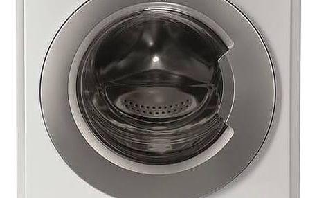 Automatická pračka se sušičkou Indesit XWDE 961480X WSSS EU bílá + navíc sleva 10 % + Navíc sleva 10 % + Doprava zdarma